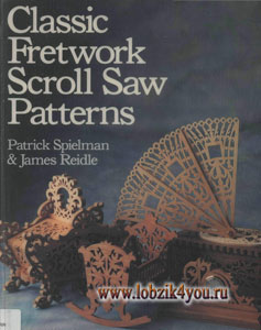 Classic Fretwork Scroll Saw Patterns